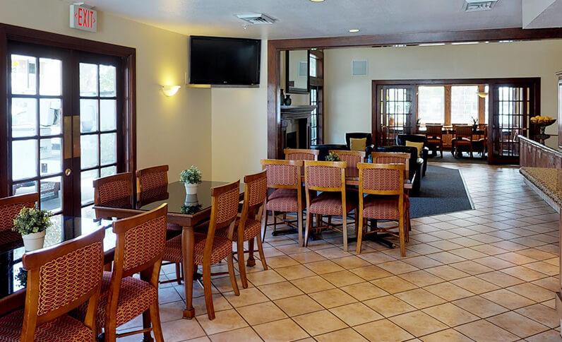 Chase Suite Hotel Newark California - Breakfast