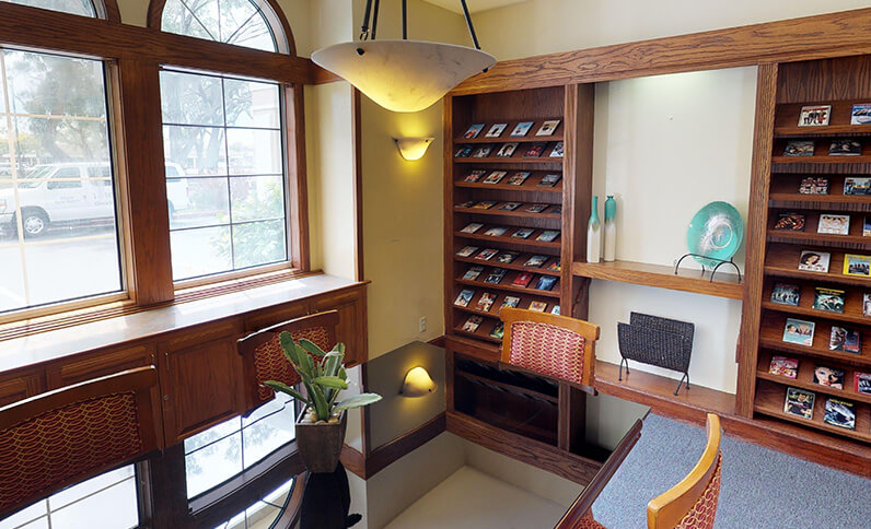 Chase Suite Hotel Newark California - Library