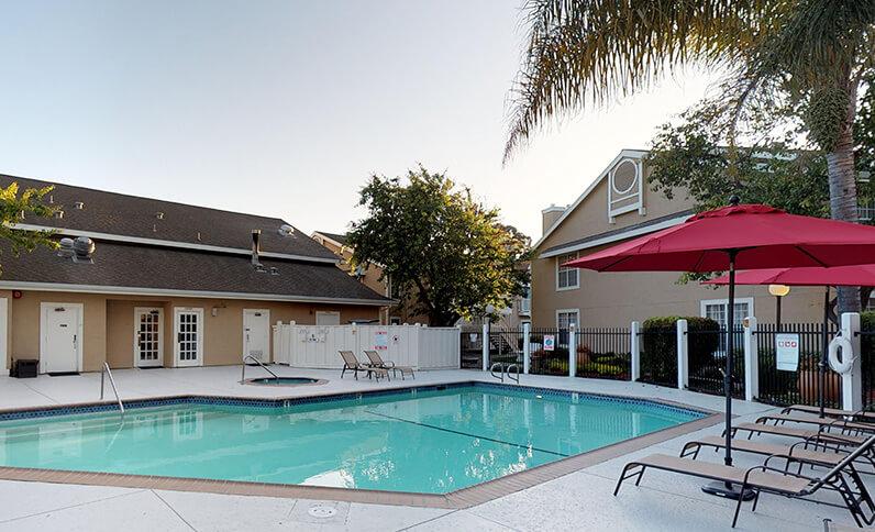 Chase Suite Hotel Newark California - Pool